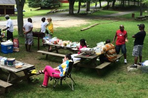 Church Picnic 2014