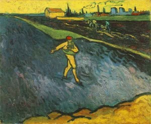 van gogh's the sower