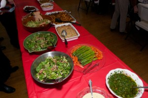 1st Prez Xmas Dinner 11