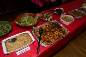 1st Prez Xmas Dinner 12