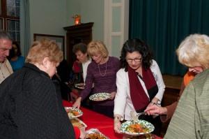 1st Prez Xmas Dinner 20
