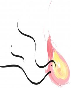 Holy Spirit Rains Down During Pentecost
